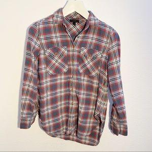J.Crew | Flannel Shirt